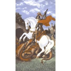 São Jorge - Piso/azulejo De Cerâmica 32cm x 57cm - INCOPISOS 60110