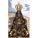 Nossa Senhora Aparecida Piso/Revestimento 32cmx57cm - LORENZZA 8033- 1pç