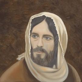Jesus Cristo Piso/Revestimento 50cmx50cm - LORENZZA 7017 - 1pç