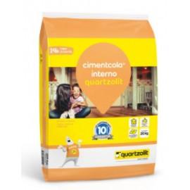 Argamassa cimentcola uso interno QUARTZOLIT ACI 5kg